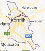 Luchthavenvervoer Kortrijk